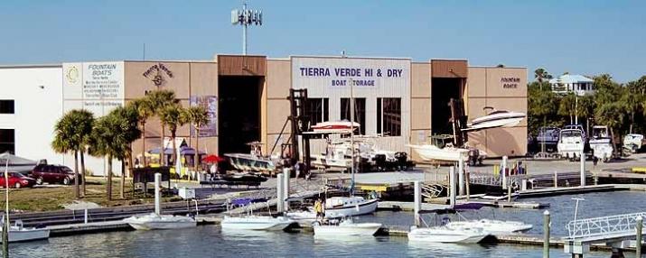 Tvm Tierra Verde Marina St Petersburg Fl Gulf Of